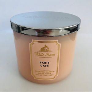BBW Paris Cafe Candle